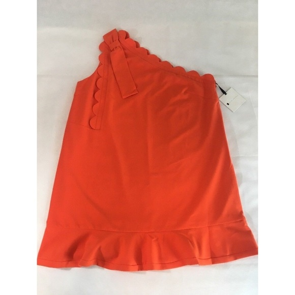 fd7b247a51 Victoria Beckham Target Orange Plus Size Dress